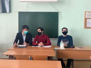 В РААН прошла деловая игра «Европейский суд по правам человека»
