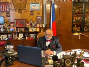 Г.Б. Мирзоев принял участие во Всероссийской конференции «Преподаватель вуза и ученый: проблема гармонизации статуса и интереса»