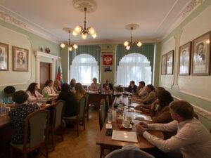 Г. Б. Мирзоев открыл очередные курсы повышения квалификации по программе подготовки «Медиация. Базовый курс»