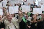 Ректор РААН Г.Б. Мирзоев поздравил студентов с Днем знаний