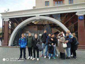 Студенты РААН отметили День города культурными походами