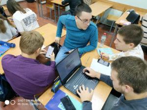 Студенты РААН заключают международные договоры в рамках деловой игры