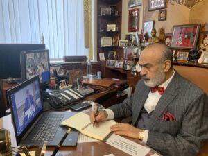 Г.Б. Мирзоев выступил на Круглом столе в Совете Федерации по вопросам правового регулирования нотариата