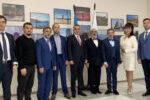 Г.Б. Мирзоев провел рабочую встречу с коллегами из Республики Азербайджан