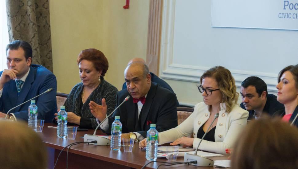 В Москве прошел учредительный съезд Союза молодых адвокатов России