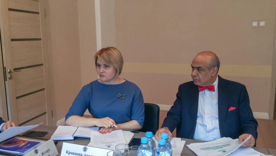 Г.Б. Мирзоев принял участие в заседании Правления Экспертного центра АЮР